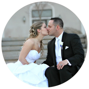 Weddings home Circle 300px